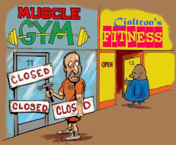 L'allenamento: il Bodybuilding