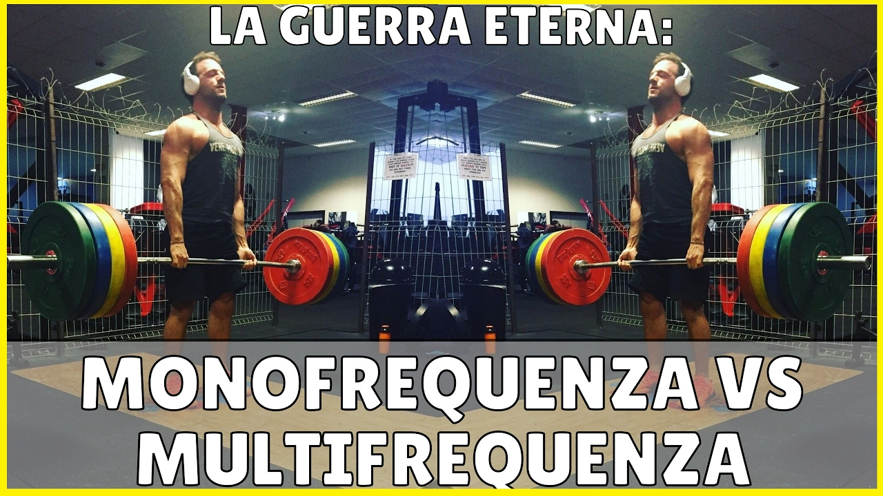 "Monofrequenza ""VS"" Multifrequenza"