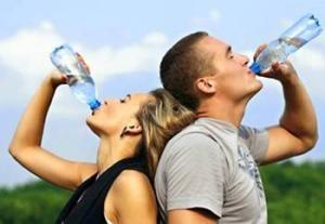 L'importanza di mantenersi idratati