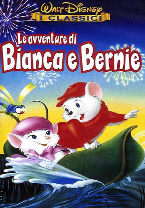 Il caso Bianca e Bernie della Disney
