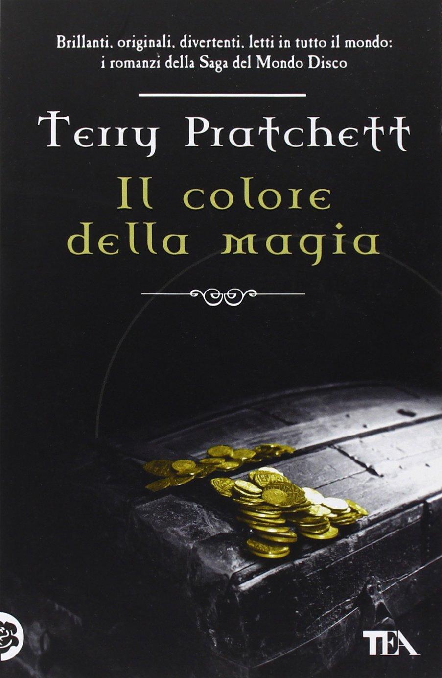 Terry Pratchett– Il colore della magia