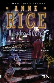 Anne Rice – Il ladro di corpi