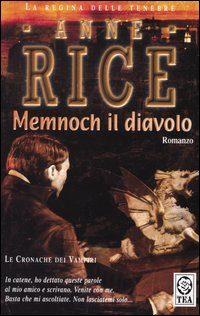 Anne Rice – Memnoch il diavolo