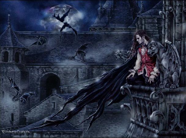 La figura del vampiro: il mio punto di vista. Introduzione