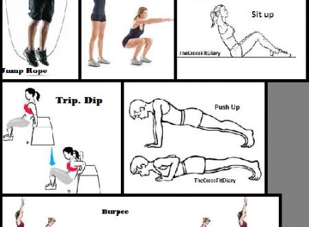 L'allenamento a casa