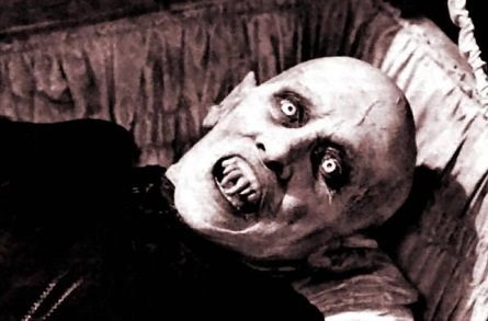 Il vampiro e la paura