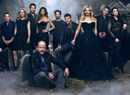 Vampiri anni 90': la serialità televisiva