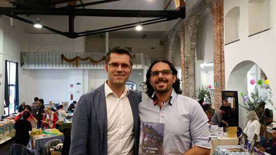 Libri in Baia, una gran bella esperienza