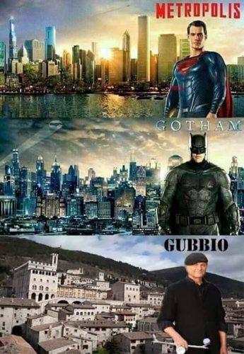 L'Italia e i supereroi