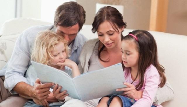 Il rapporto Genitori – Lettura