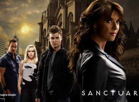 Serie tv: Sanctuary
