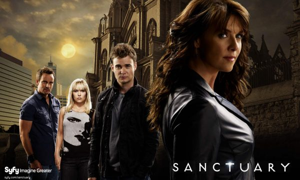 Serie tv: Sanctuary