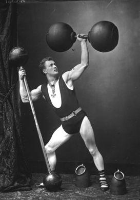 Professional BB: seconda puntata – la cultura fisica: il XIX secolo
