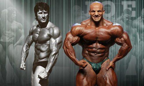 Il professional bodybuilding (BB)