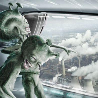 UFO, gli alieni siamo noi?
