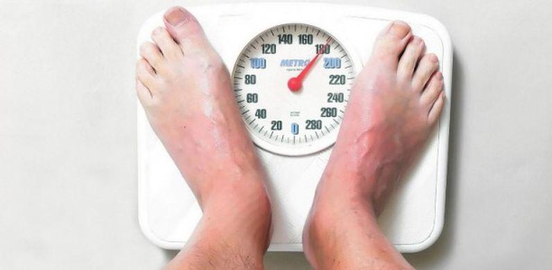 Ho preso un chilo in un giorno!
