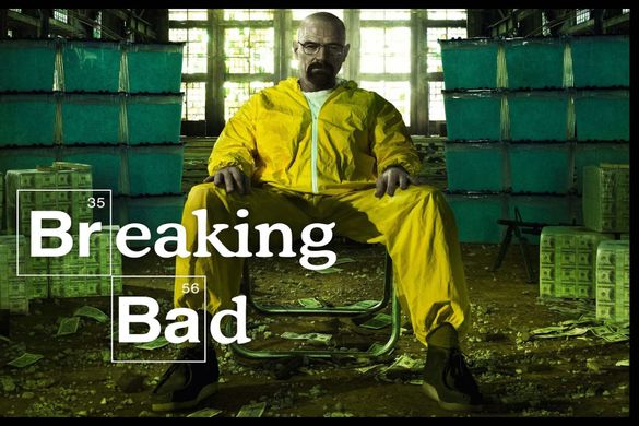Serie TV – Breaking bad