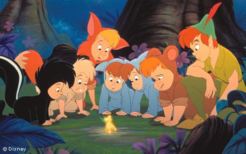 Il Peter Pan rivelato - Chi sono i bimbi sperduti?