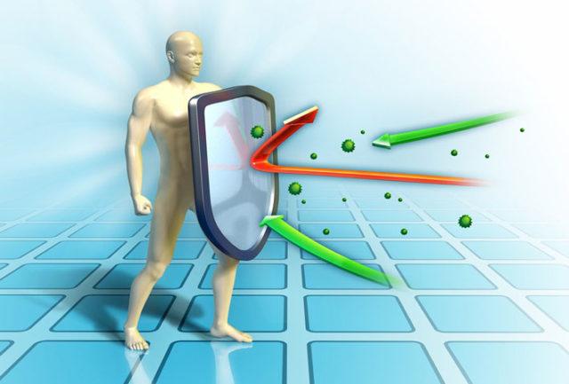 Multifrequenza e sistema immunitario
