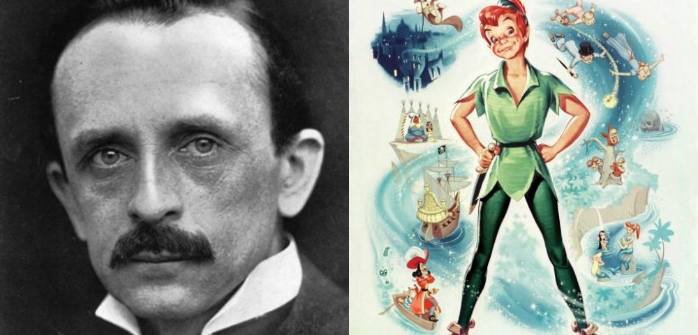 Il Peter Pan rivelato – Chi è James Matthew Barrie?