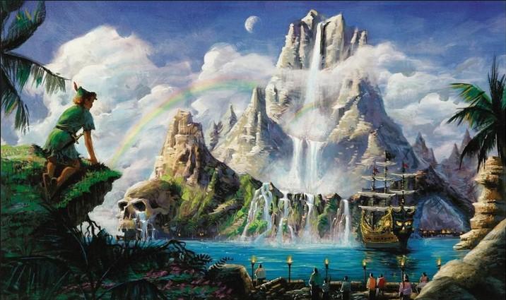 Il Peter Pan rivelato – Cos'è l'Isola che non c'è