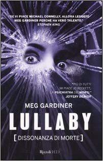 Meg Gardiner –  Lullaby