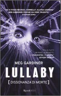 Meg Gardiner -  Lullaby