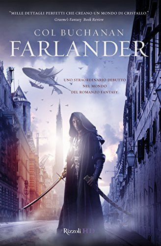 Col Buchanan – Farlander