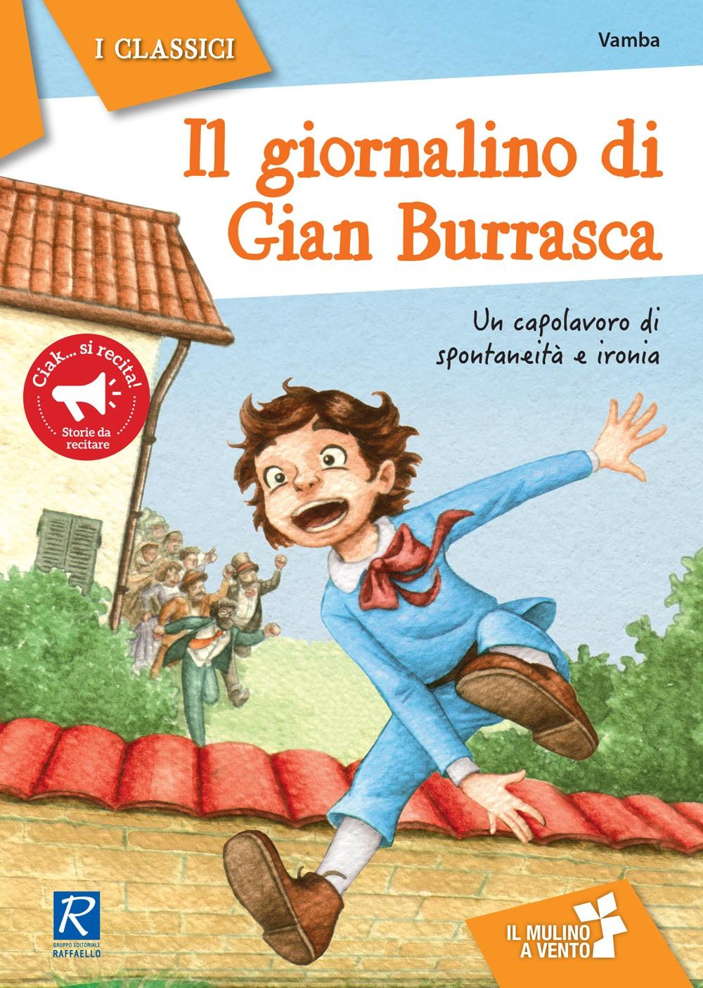 Vamba (Luigi Bertelli) – Il giornalino di Gian Burrasca