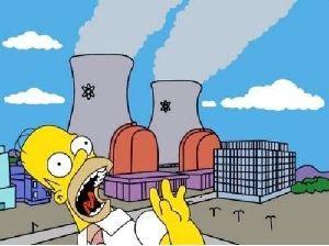 Simpson e nucleare: tra catastrofe e ilarità
