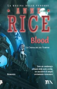 Anne Rice – blood