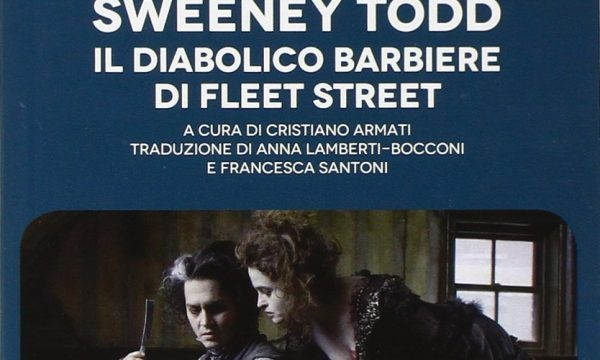 Anonimo – Sweeney Todd, il diabolico barbiere di fleet street