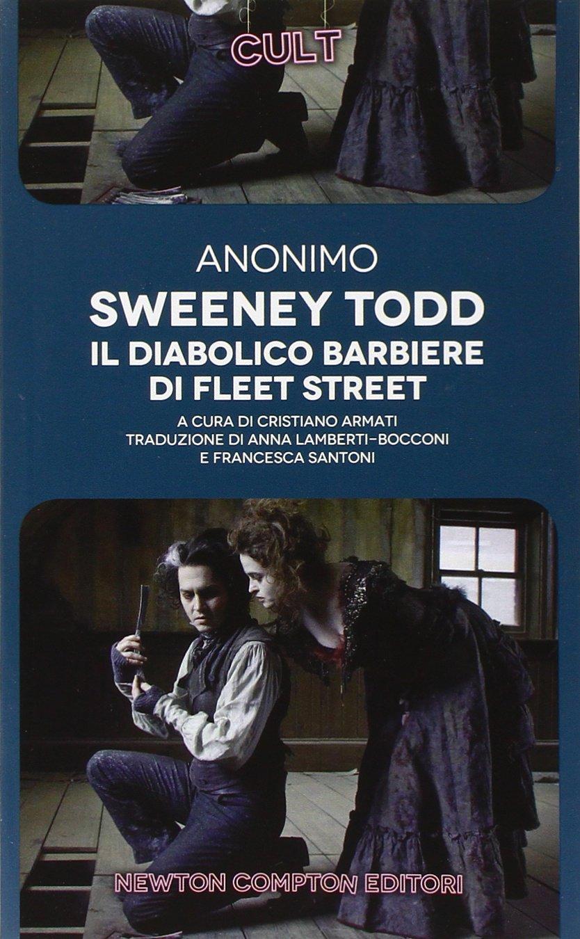 Anonimo - Sweeney Todd, il diabolico barbiere di fleet street