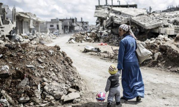 Il genocidio siriano. La Auschwitz del vicino Oriente