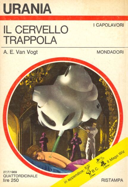Alfred Elton Van Vogt – Il cervello trappola