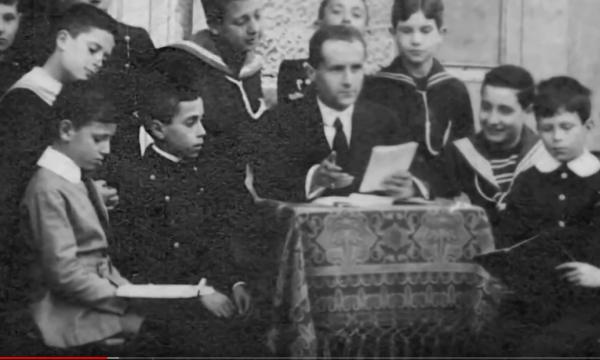 Ettore Majorana: l'infanzia