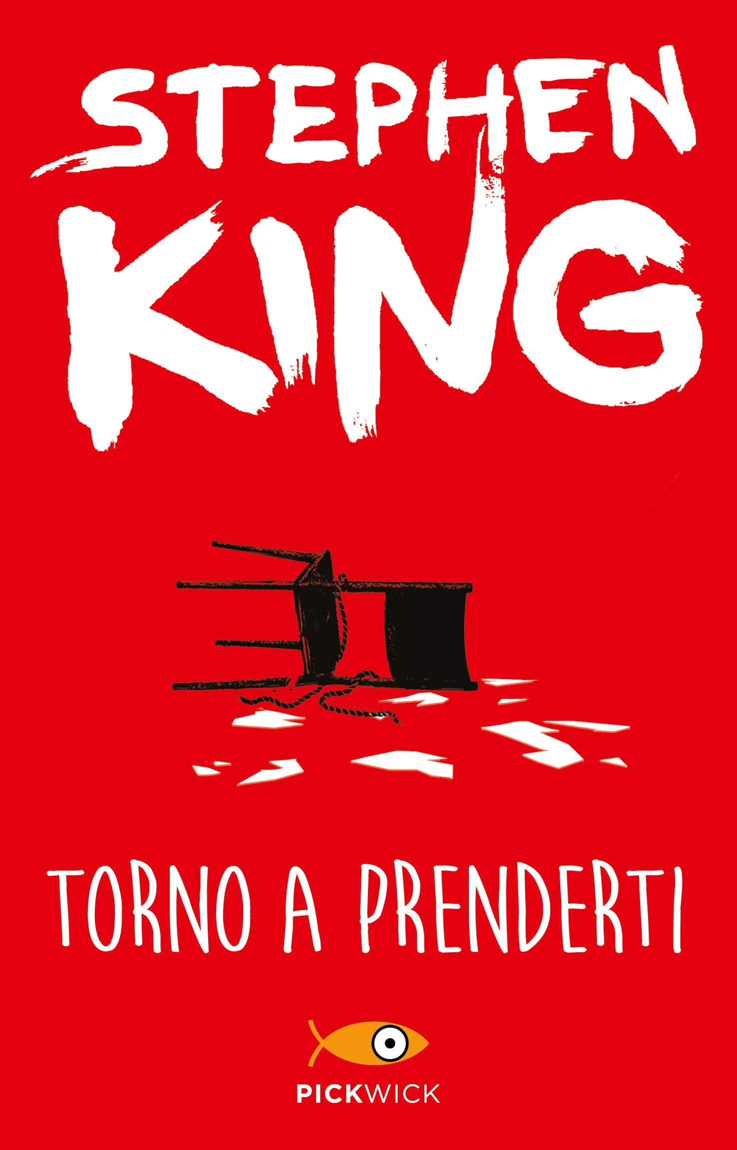 Stephen King – Torno a prenderti