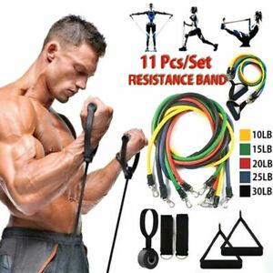 Gli allenamenti con gli elastici