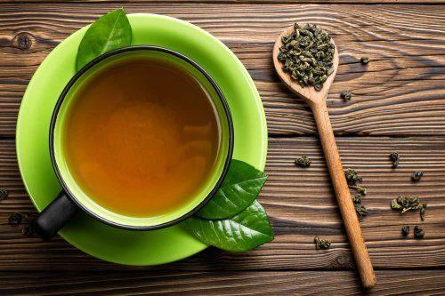 Integrazione: estratto di Tè verde