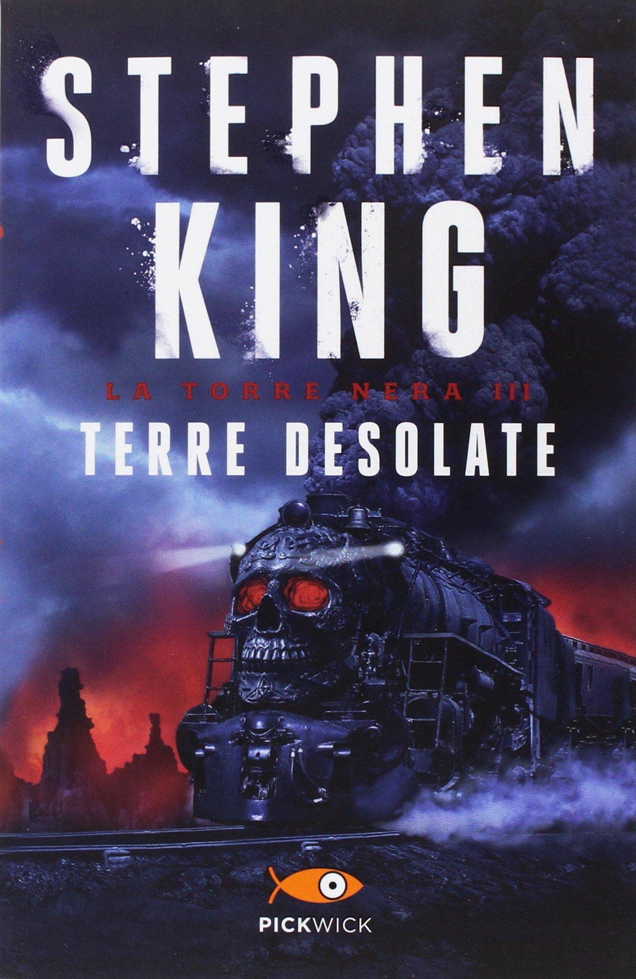 Stephen king – Terre desolate. La torre nera III