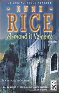 Anne Rice – Armand il vampiro