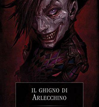 Adriano Barone – Il ghigno di Arlecchino