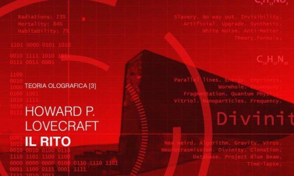Howard P. Lovecraft – Il Rito