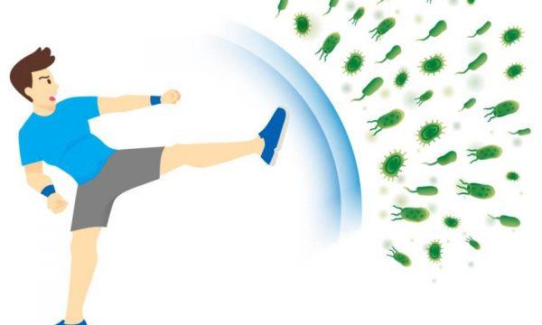 Corona virus e allenamento anaerobico