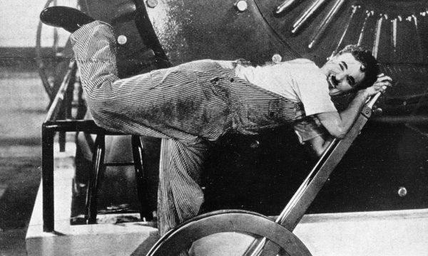 Questione di tempi: Charlie Chaplin – L'approdo negli States