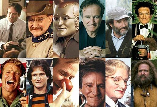 Questione di tempi: Robin Williams – Il trasformista perfetto